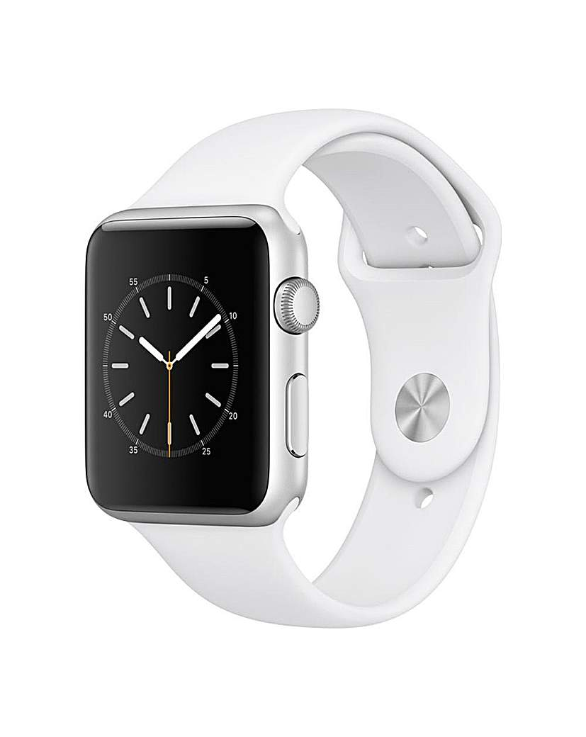 Image of Apple Watch Series 1 42mm White Sport
