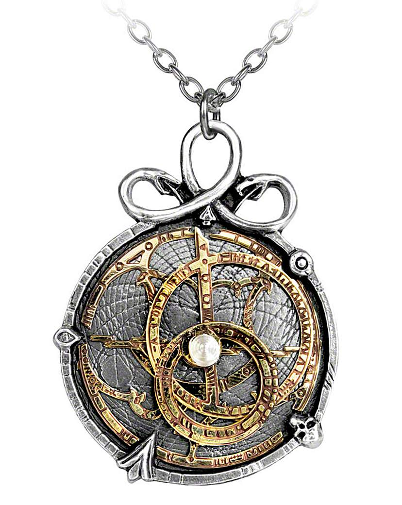 Alchemy Gothic Anguistralobe Pendant