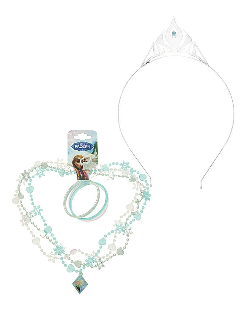 Disney Frozen Jewellery Set