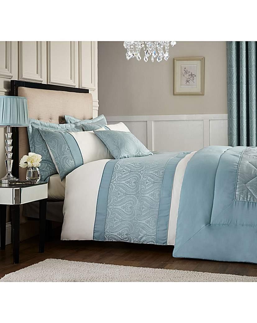 Image of CL Ornate Jacquard Bedspread