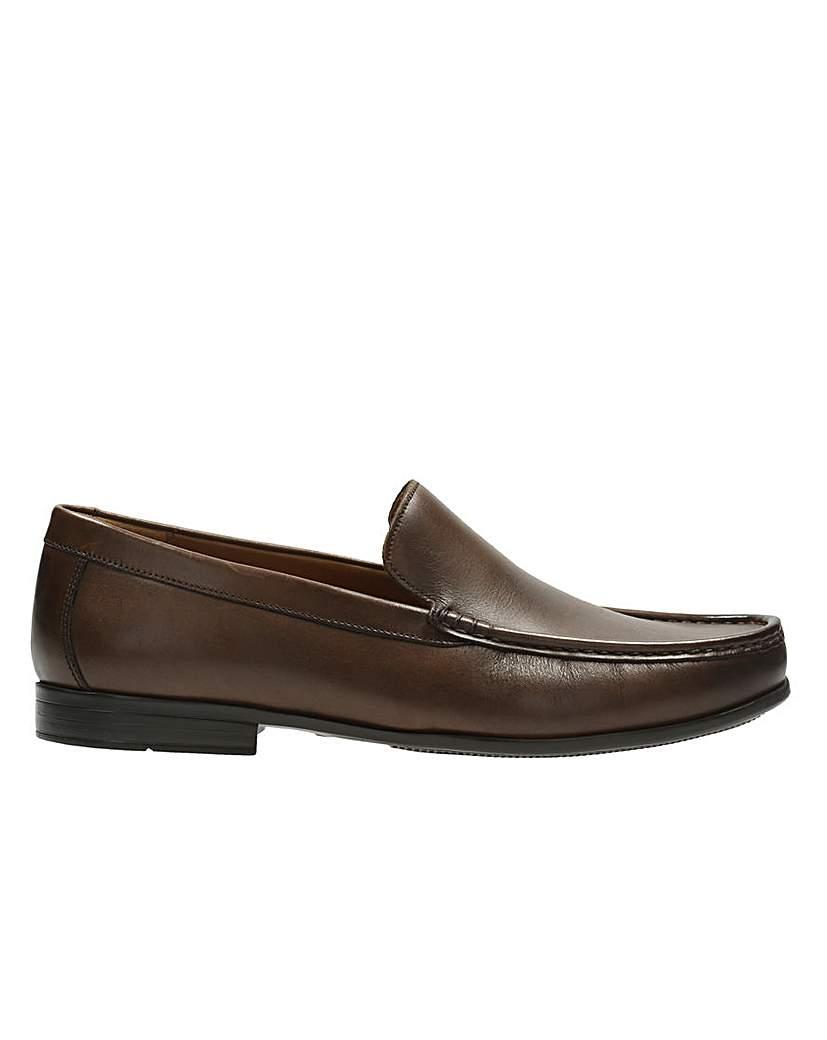 Clarks Claude Plain Shoes G  fitting