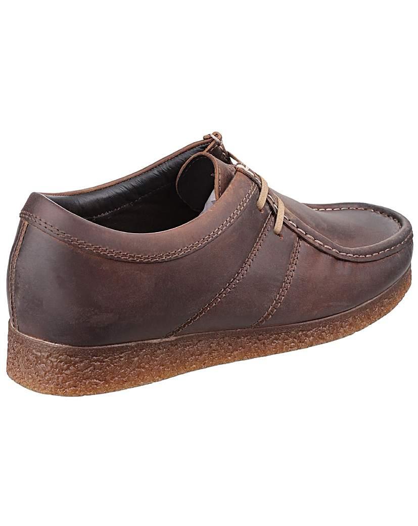 Base London Legacy Leather Lace up Shoe