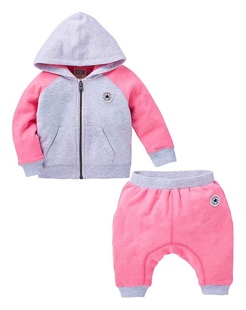 Image of Converse Baby Girl Tracksuit
