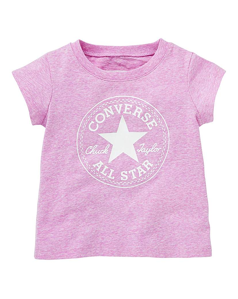 Image of Converse Baby Girl T-Shirt