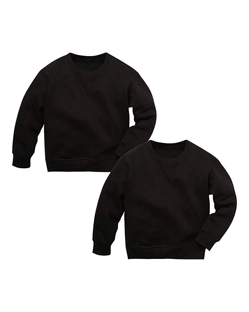 Image of TKD Unisex Pack of Two Sweatshirts