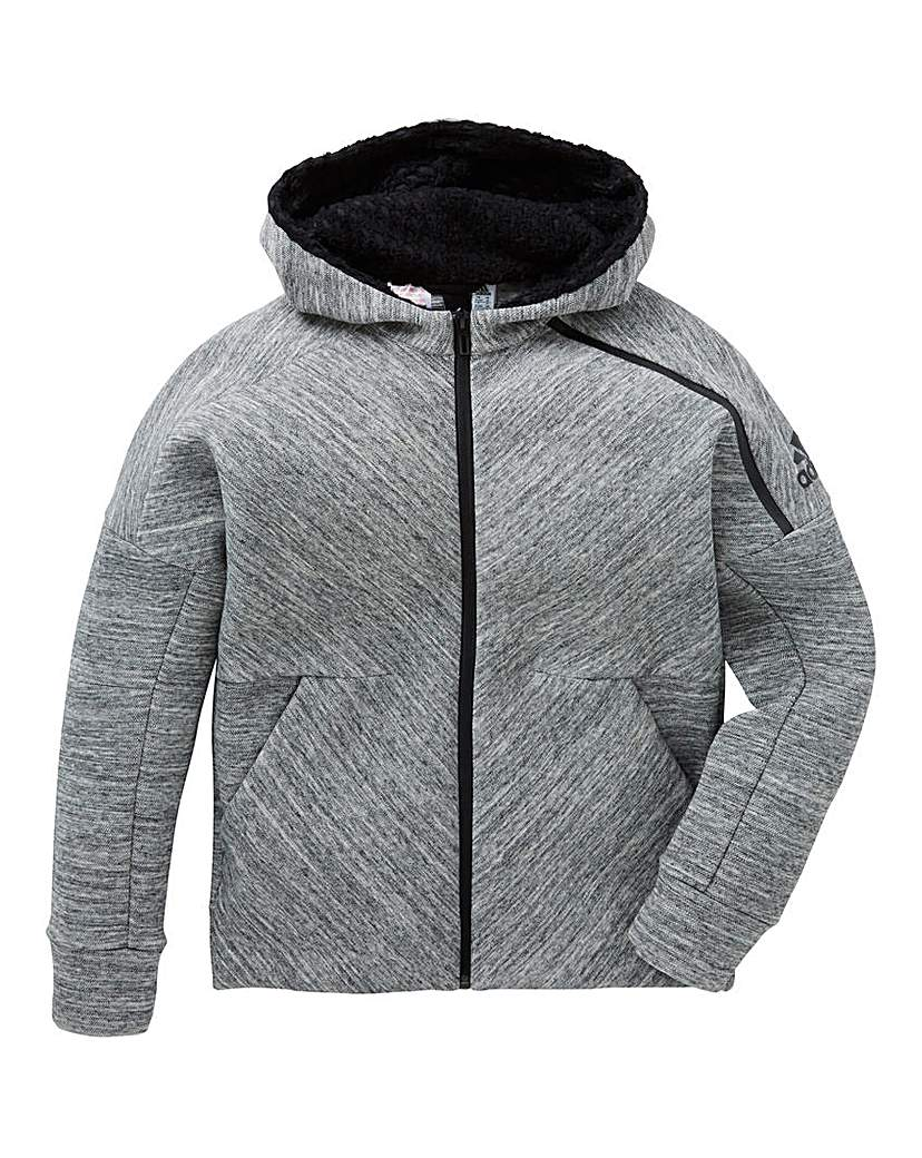 Image of adidas Youth Boys Core Zone Hoodie