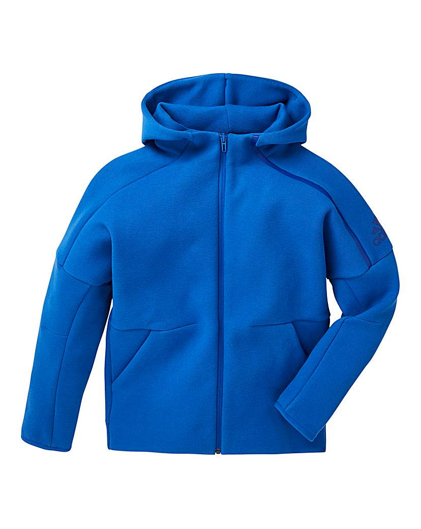 Image of adidas Youth Boys Zone Hoodie