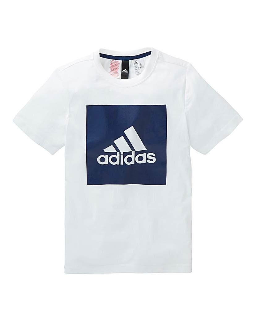 adidas Youth Boys Logo T-Shirt