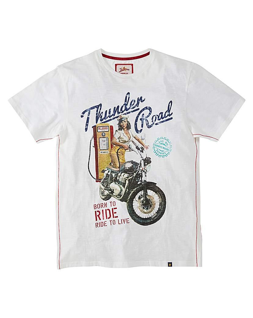 Joe Browns Thunder Road T-Shirt Reg