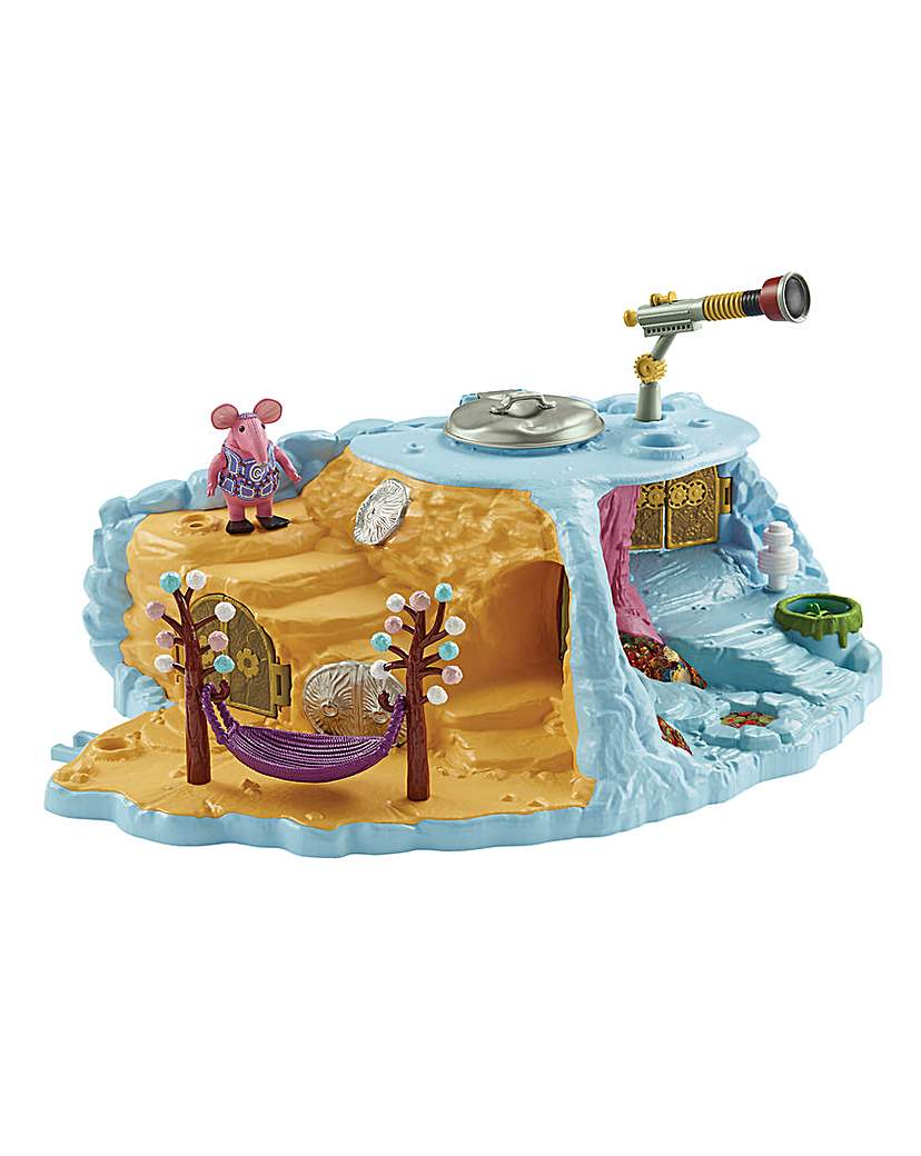 Clangers Home Planet Playset Figure