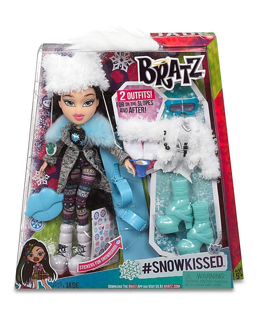 Bratz SnowKissed Doll Jade
