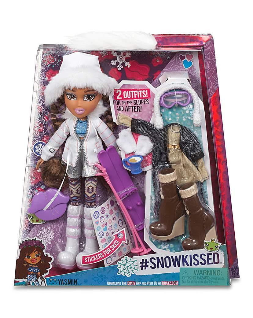 Bratz SnowKissed Doll Yasmin