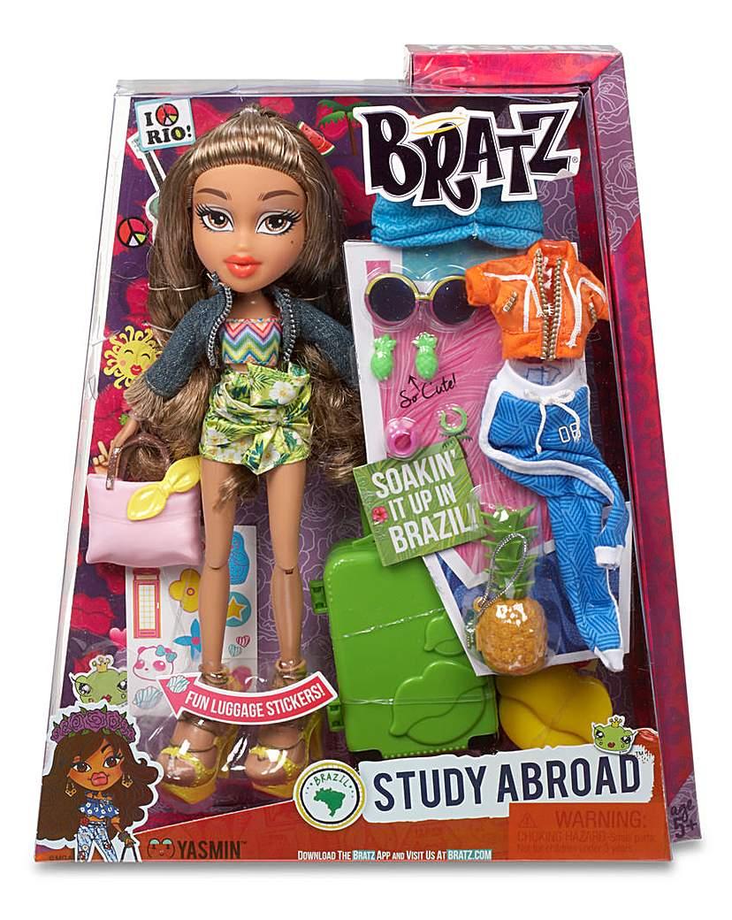 Bratz Study Abroad DollYasmin to Brazil