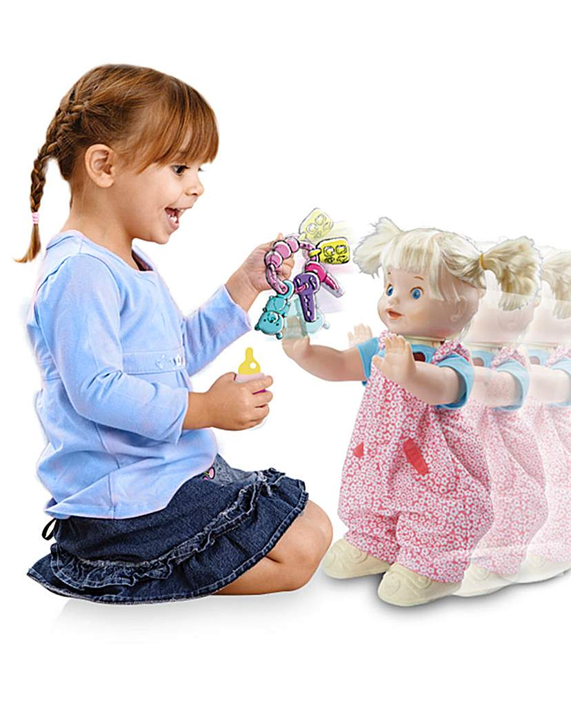 Image of VTech Little Love Learn to Walk Doll