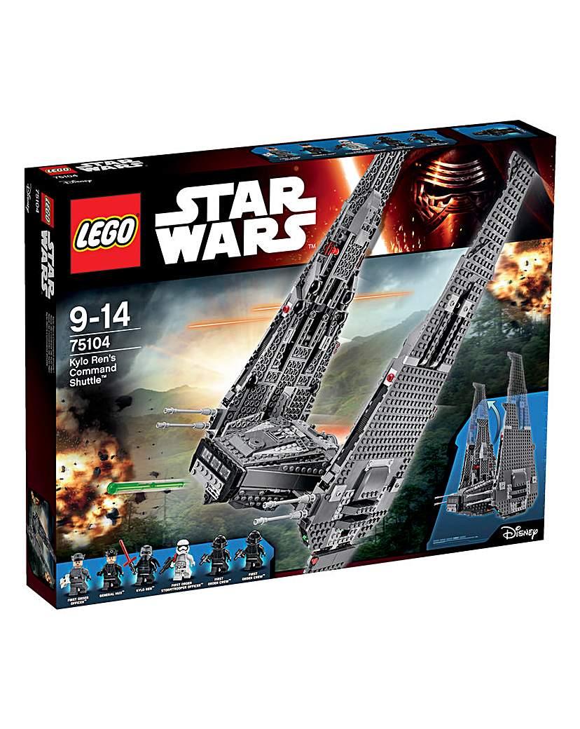 Lego Star Wars Star Wars Wolf Kylo Ren?s