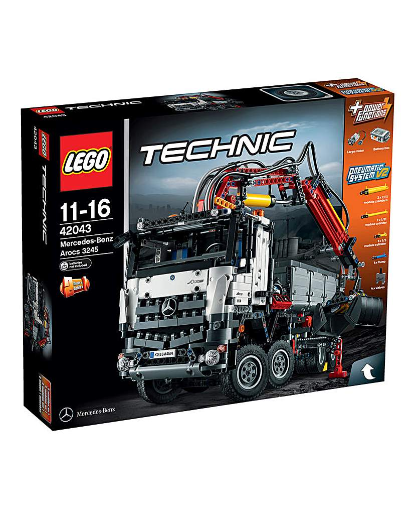 Image of LEGO Technic Mercedes-Benz Arocs 3245