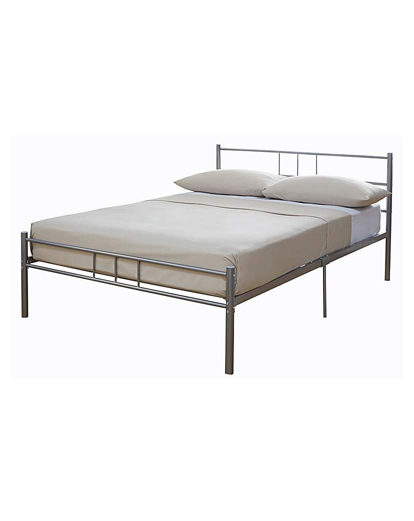 Bed frame without headboard shop for cheap beds and save online - Bed frames without headboards ...