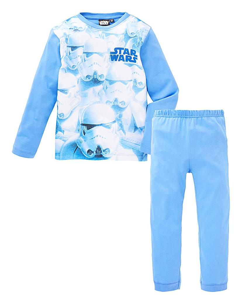 Image of Star Wars Boys Long Pyjamas