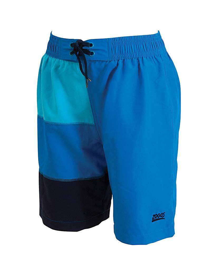 Zoggs Grid Work Panel Shorts