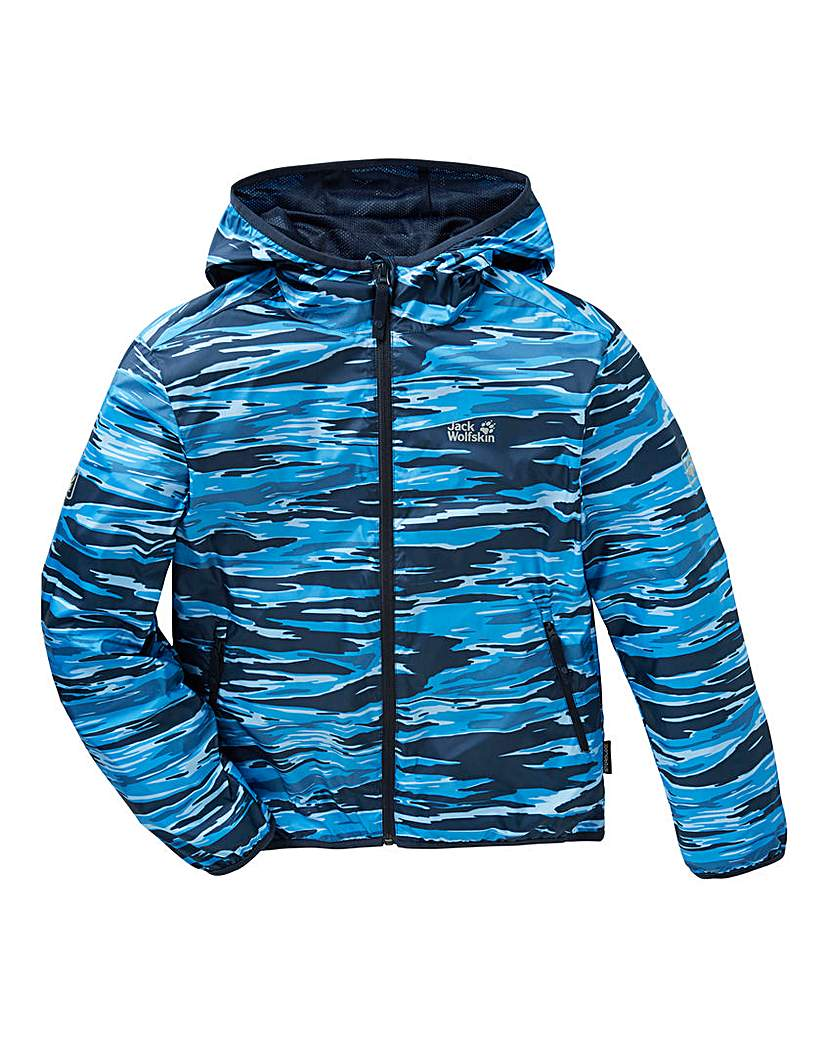 Image of Jack Wolfskin Boys Coastal Wave Jacket
