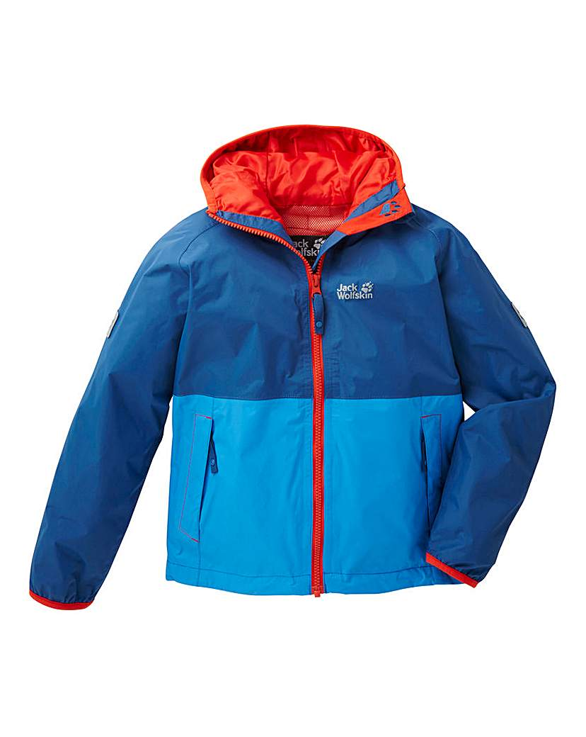 Image of Jack Wolfskin Boys Rainy Days Jacket