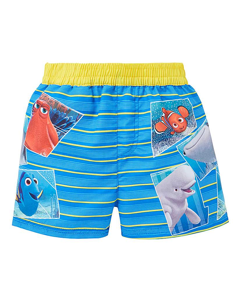 Image of Finding Nemo Boys Swim Trunks