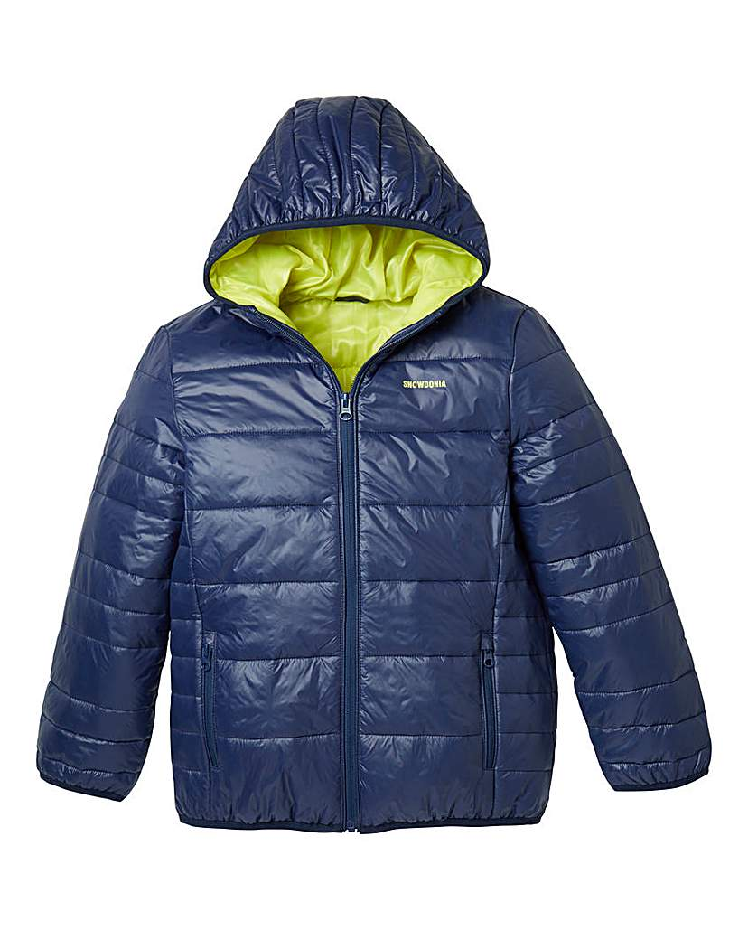 Snowdonia Boys Padded Jacket