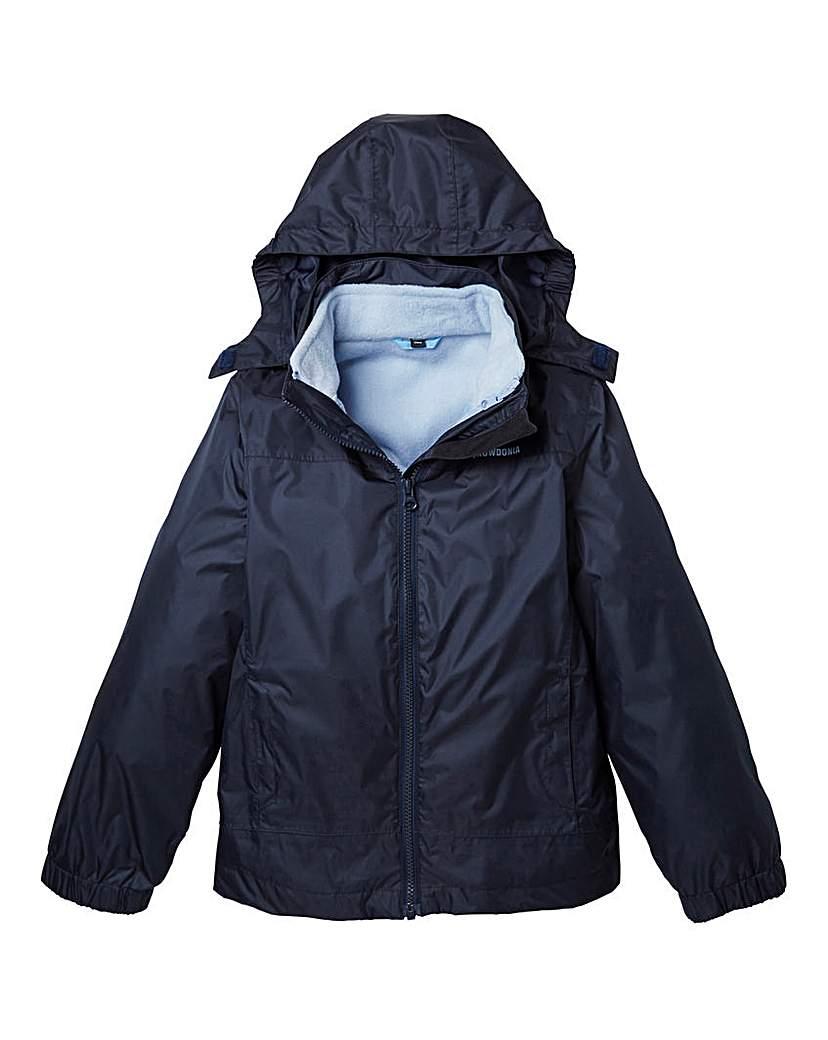 Image of Snowdonia Girls 3-in-1 Jacket