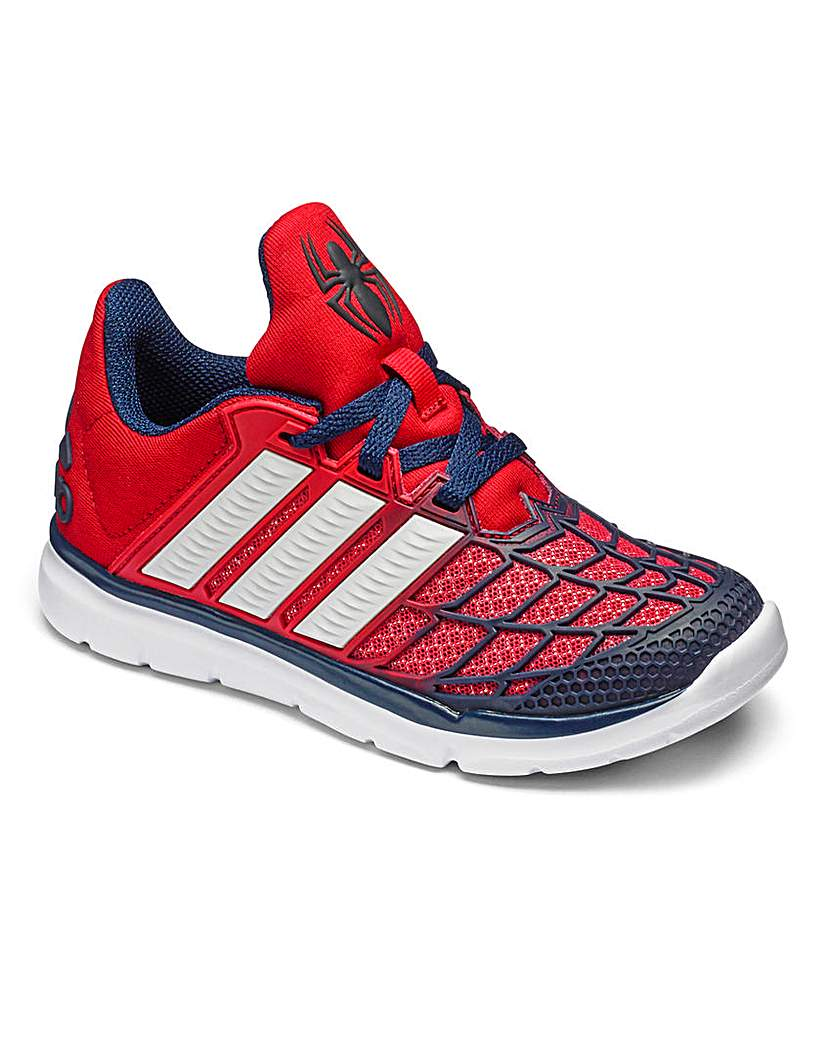 Image of adidas Spiderman Trainers