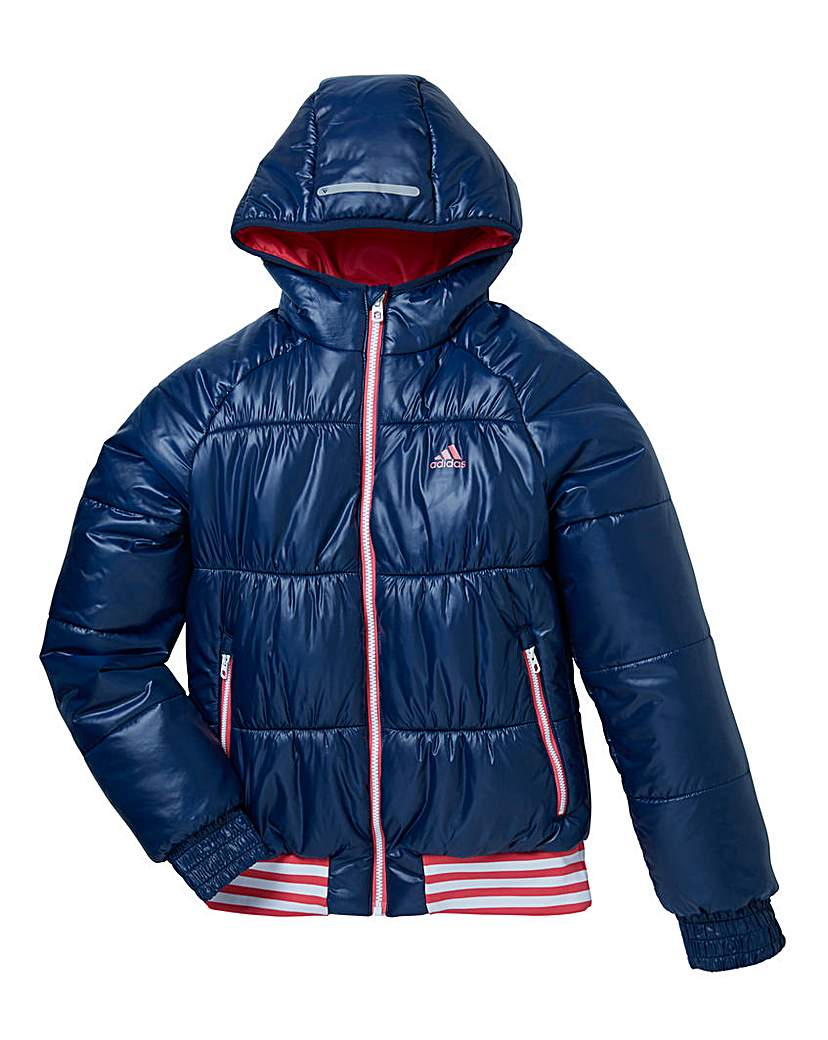 adidas Zip-Up Padded Coat