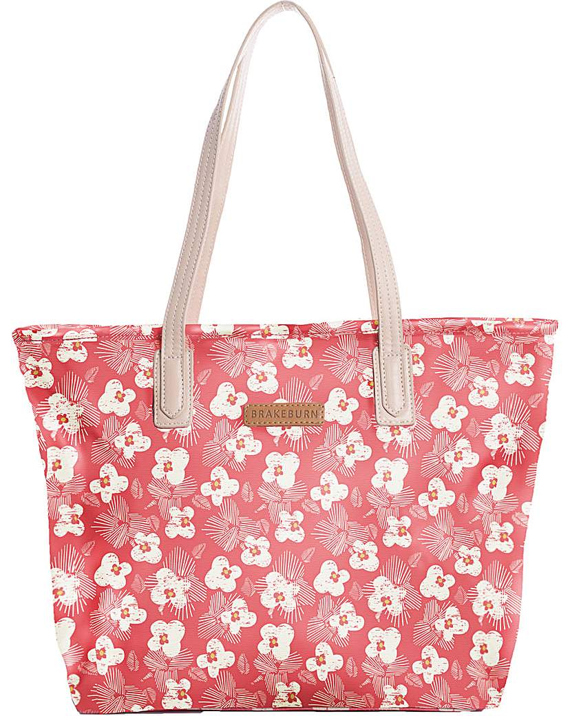 Image of Brakeburn Spring Daisy Tote Bag