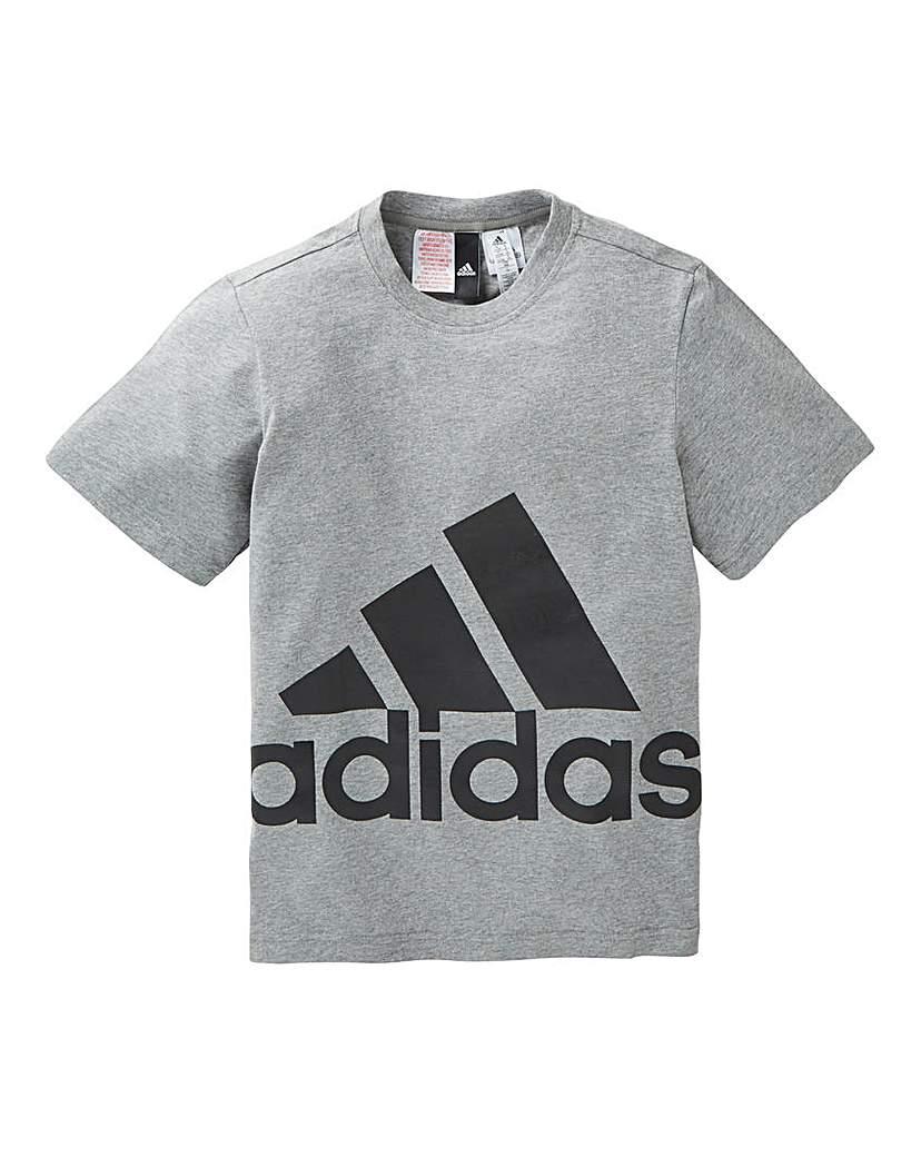 Image of adidas Youth Boys Big Logo T-Shirt