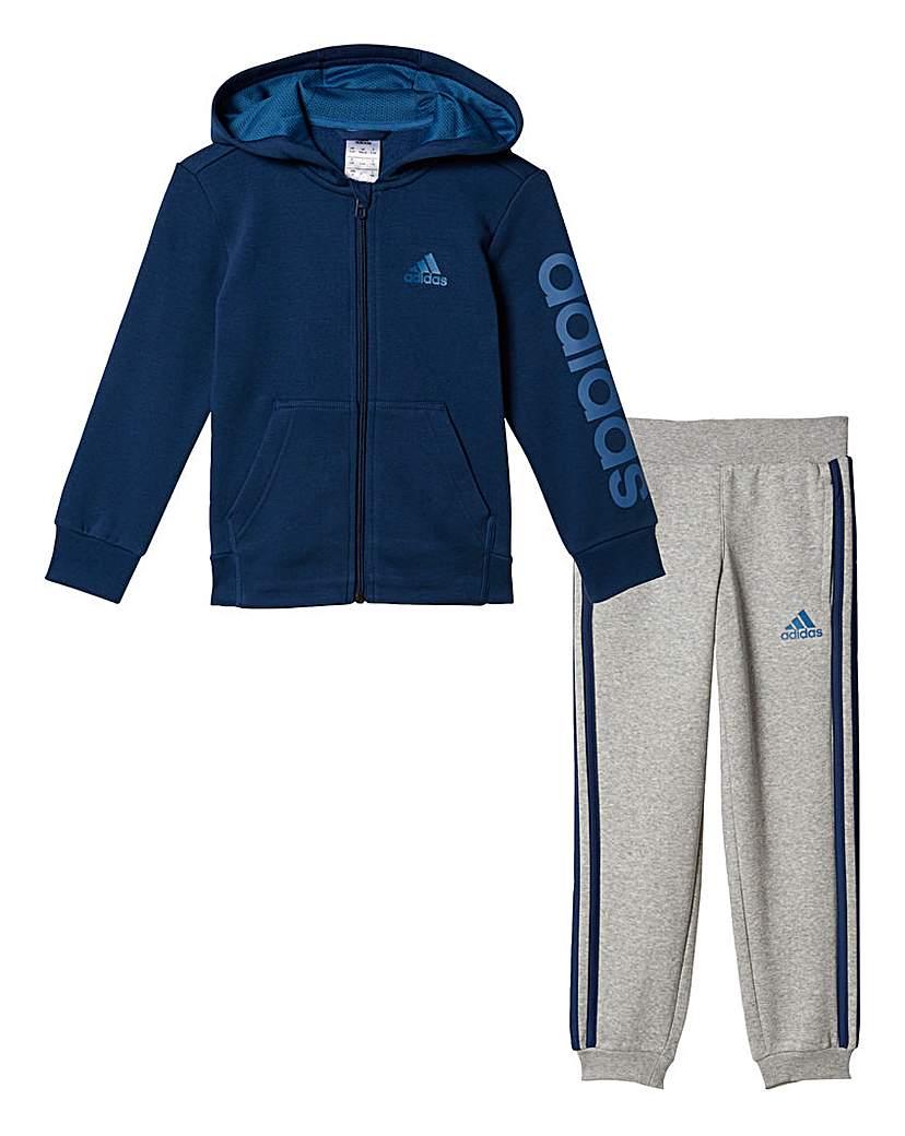 Image of adidas Young Boys Hojo Tracksuit