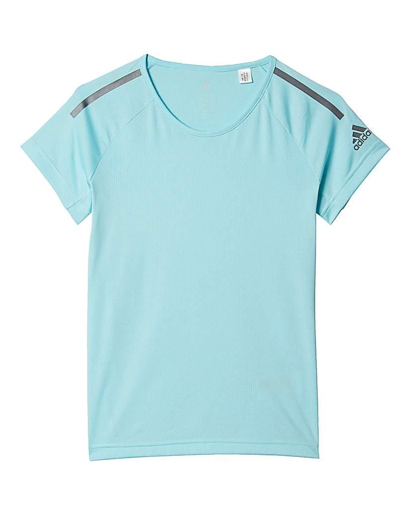 adidas Youth Girls Training Cool T-Shirt