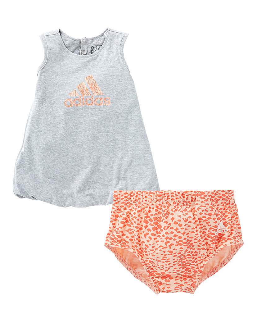 Image of adidas Girls Infant Summer Dress And Bri