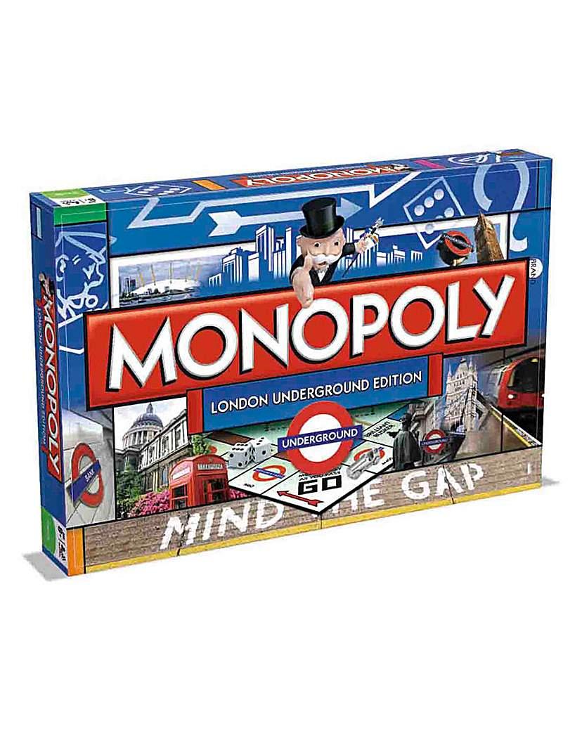 Image of Monopoly - London Underground