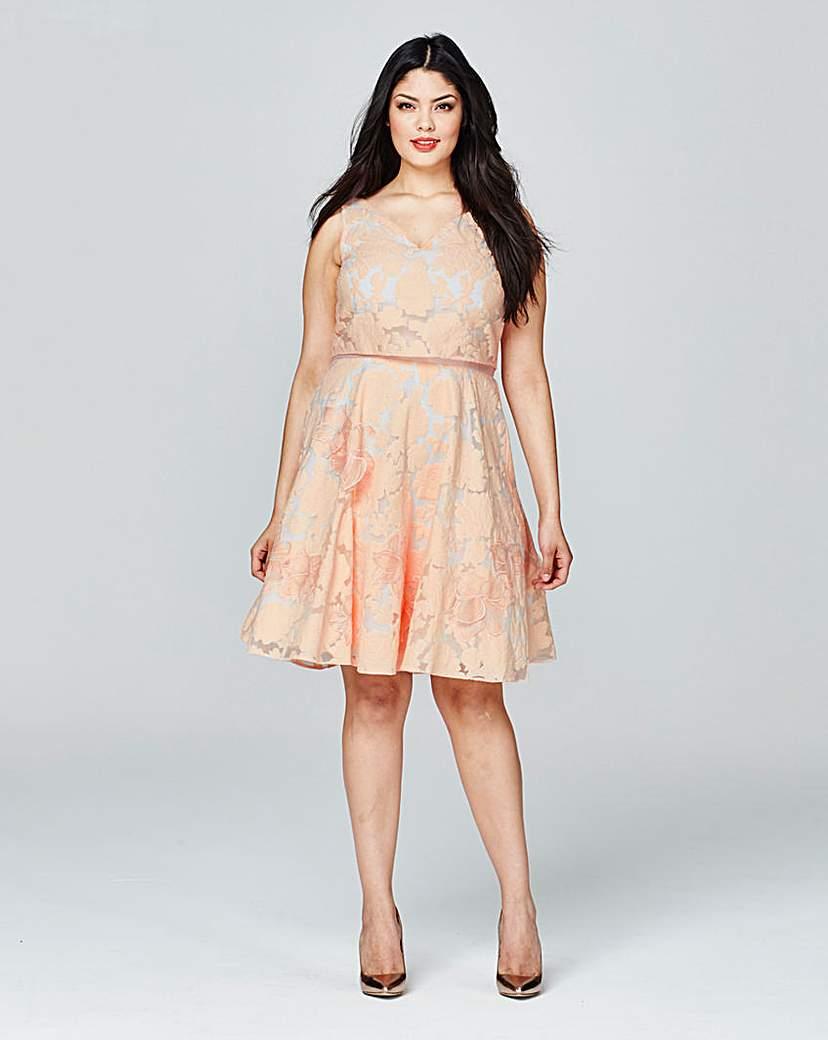 Image of Coast Danya Floral Dress