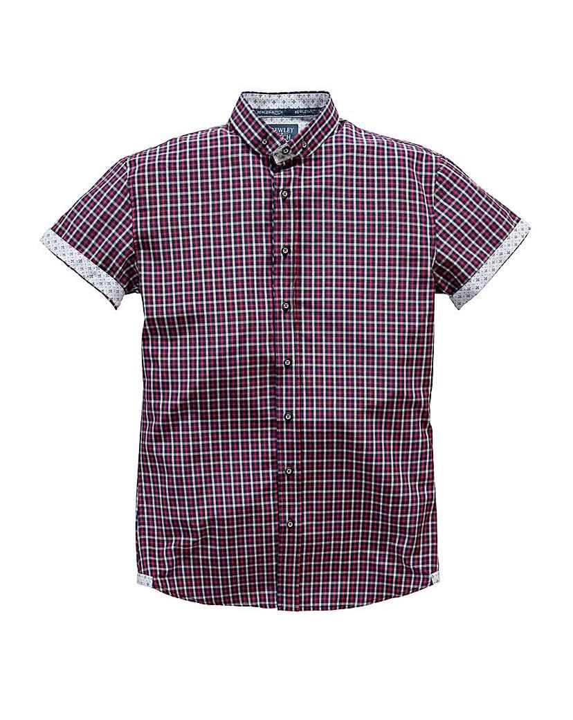 Image of Bewley & Ritch County Check Shirt