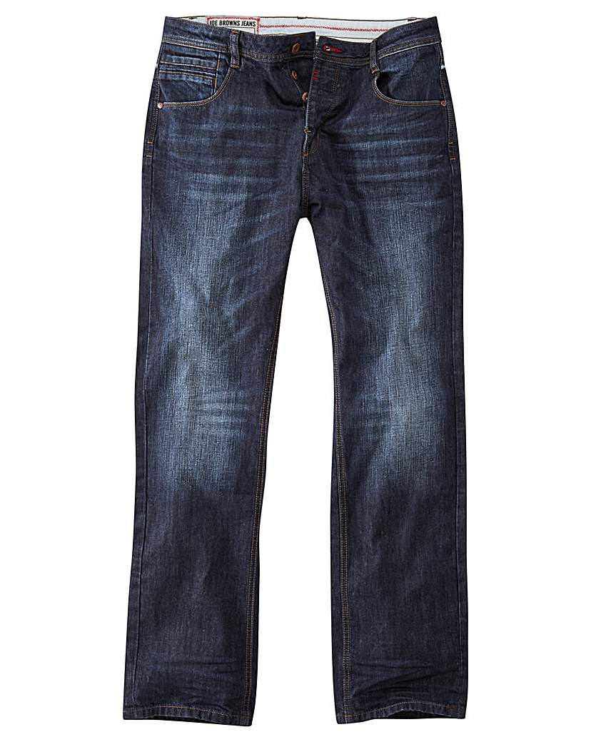 Image of Joe Browns Easy Joe Jeans 33 Leg