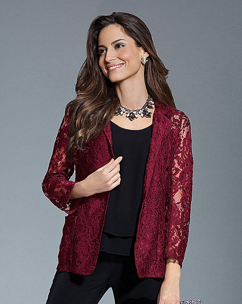 Product photo of Together lace jacket