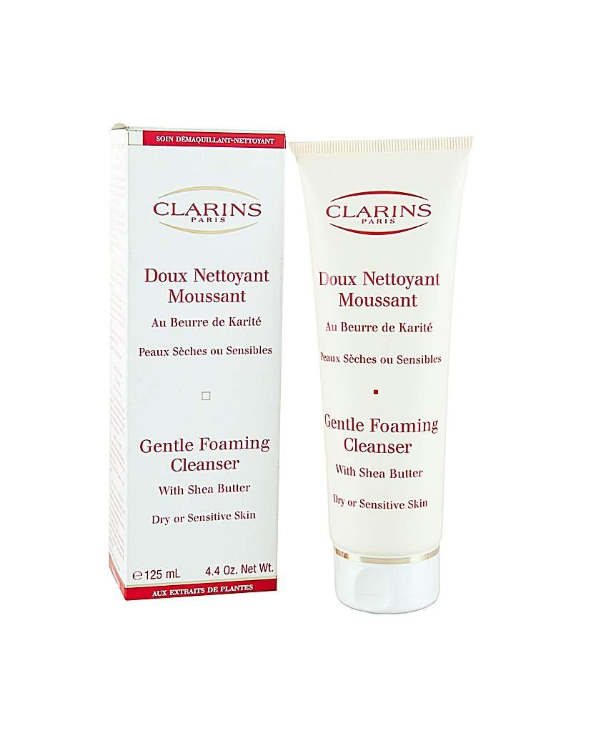 Clarins GF Dry Sensitive Cleanser
