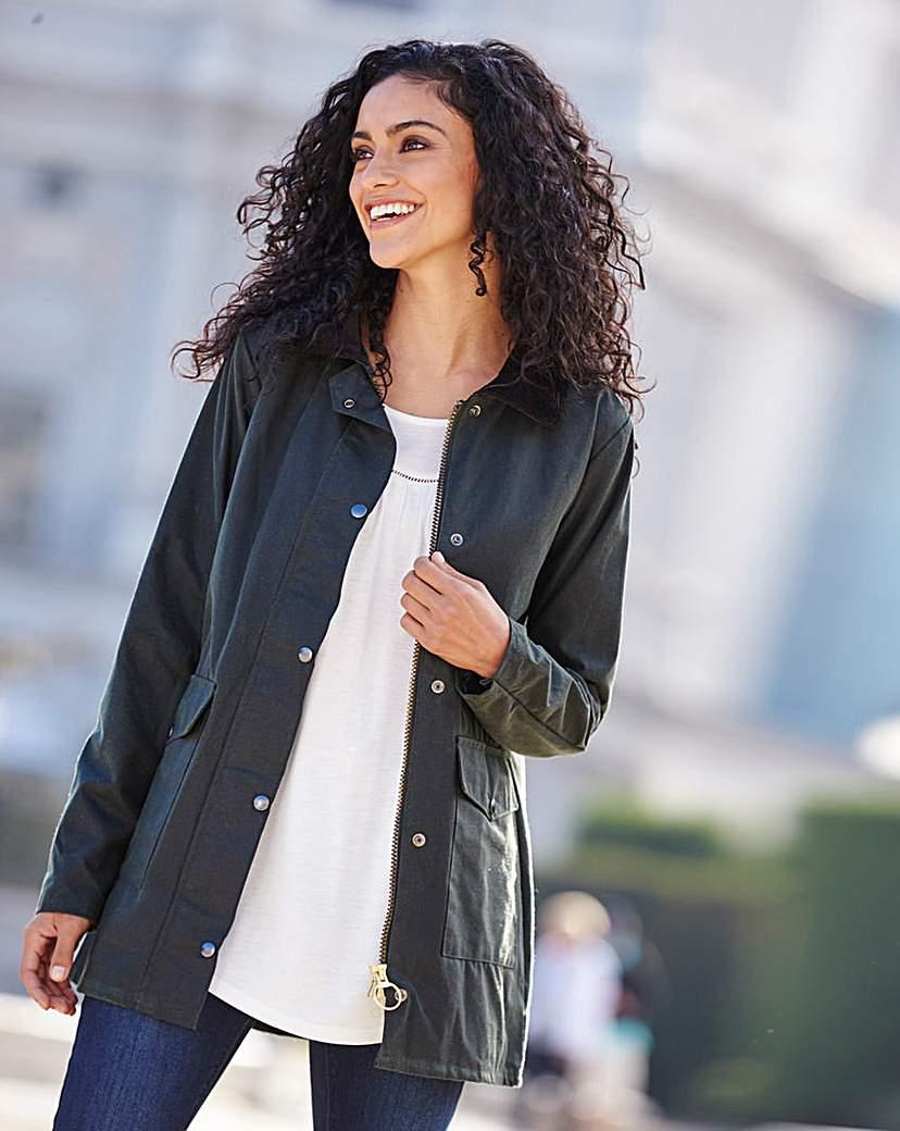 Product photo of Wax coated jacket