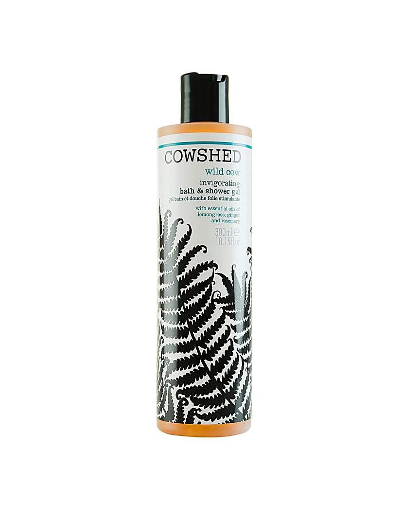 Wild Cow Invigorating Bath  Shower Gel