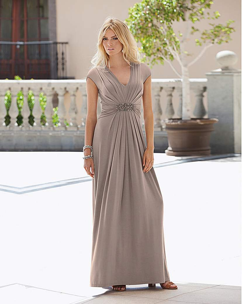 Together Maxi Dress.