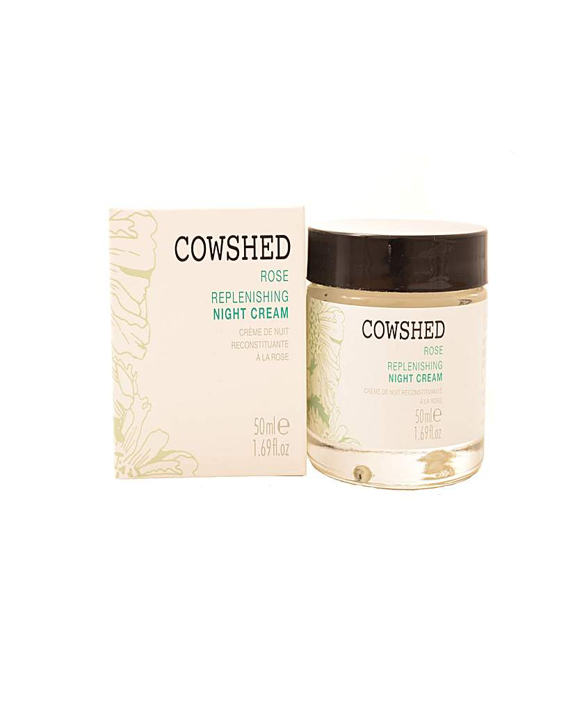 Image of Cowshed Rose Replenishing Night Cream