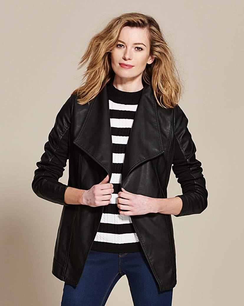 Product photo of Waterfall pu jacket