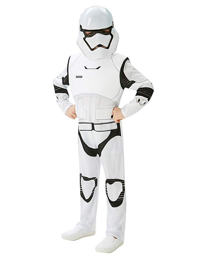 Image of Star Wars Stormtrooper Deluxe Medium