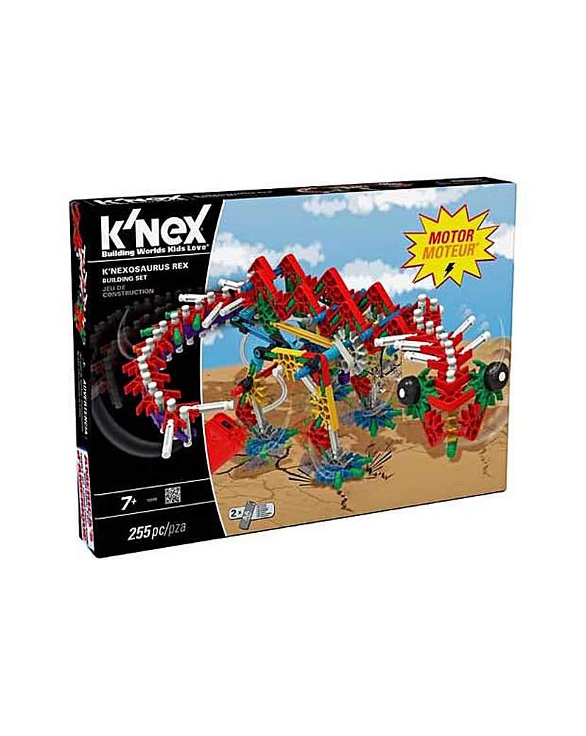 KNEX KNexosaurus Rex Building Set