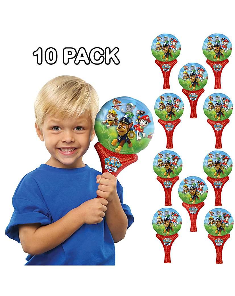 Inflate a Fun Balloons Paw Patrol x 10