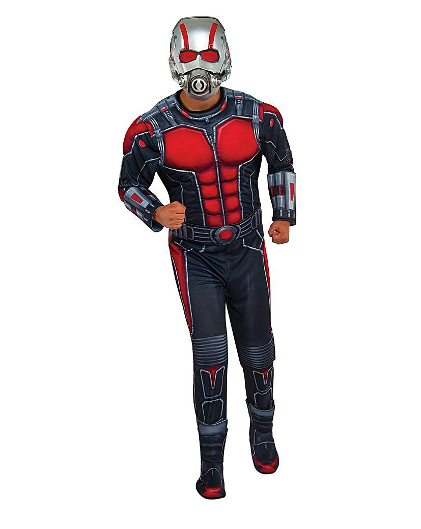 Image of Adult Deluxe Antman Costume